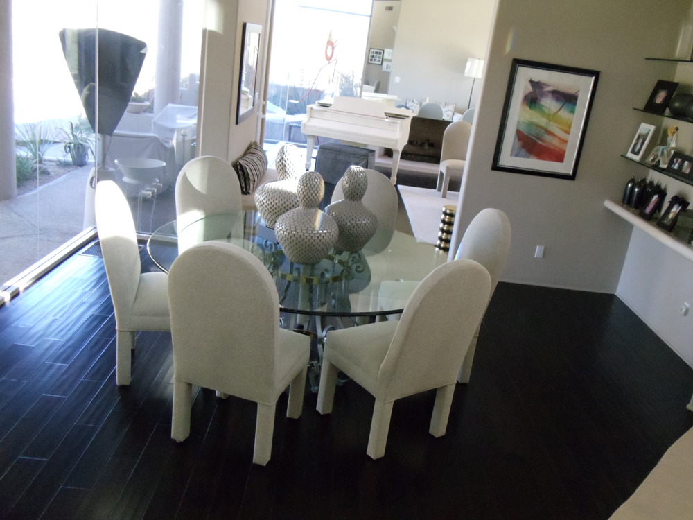Residential Flooring :: Dining Room